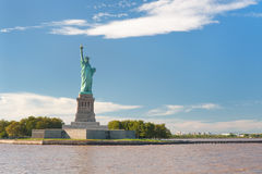 The statue of Liberty in New-York Royalty Free Stock Image