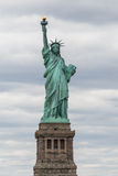 Statue of Liberty. The Statue of Liberty in New York stock photos