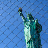 Statue of Liberty. New York royalty free stock images