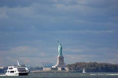 Statue of Liberty, New York City Royalty Free Stock Photography