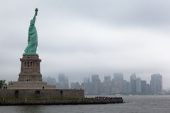 Statue of Liberty New York City Stock Photo