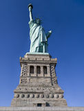 The Statue of Liberty in New York City Royalty Free Stock Photos