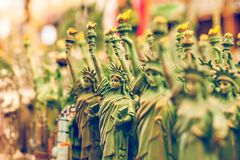 The Statue of Liberty at New York City Royalty Free Stock Photo
