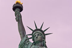 Statue of Liberty , New York City. Statue of Liberty in New York City Stock Photos