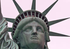 Statue of Liberty , New York City. Statue of Liberty in New York City Stock Images