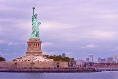 Statue of Liberty , New York City Royalty Free Stock Photography