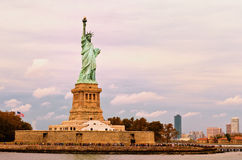 Statue of Liberty, New York City. Statue of Liberty in New York City Royalty Free Stock Photo