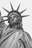The Statue of Liberty in New York City.  Stock Photo
