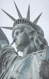 The Statue of Liberty in New York City.  Royalty Free Stock Photos