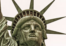 Statue of Liberty in New  York City. Statue of Liberty in New York City Stock Image