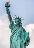 The Statue of Liberty, New York City.  Stock Photos