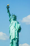 The Statue of Liberty in New York City, America Stock Image