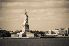 The statue of liberty, New York City Stock Photos