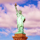 Statue of Liberty. In New York City, United States Royalty Free Stock Photography