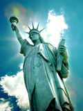 Statue of Liberty in New York City Royalty Free Stock Photo