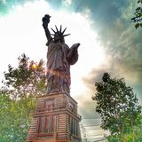 Statue of liberty new york city usa royalty free stock photography