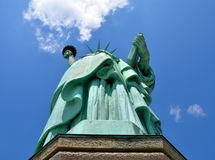 The Statue of Liberty in New York City Stock Photography
