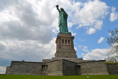 The Statue of Liberty in New York City Stock Image