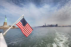 Statue of Liberty, New York City Stock Photos