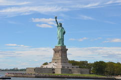 Statue of Liberty, New York City. USA Royalty Free Stock Photo