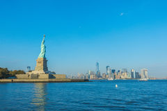 Statue of Liberty, New York City , USA . Stock Photo
