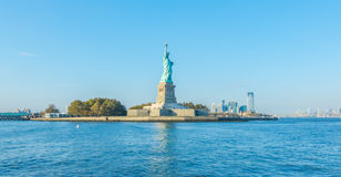 Statue of Liberty, New York City , USA . Royalty Free Stock Images