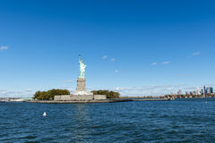 Statue of Liberty in New York City, USA Royalty Free Stock Photos