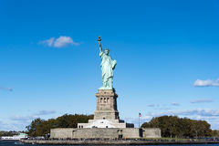 Statue of Liberty in New York City, USA Stock Photography