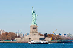 Statue of Liberty, New York City, USA Royalty Free Stock Images