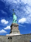 Statue of Liberty. In New York, Liberty island Royalty Free Stock Photo