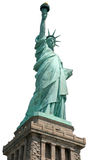 Statue Liberty New York Isolated Royalty Free Stock Photos