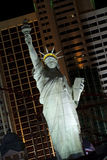 Statue of Liberty at New York, New York Casino Royalty Free Stock Images
