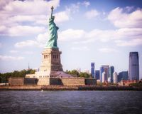 Statue of Liberty, New York, NY royalty free stock photography