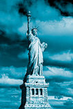 Statue of Liberty. New York, USA. Stock Images