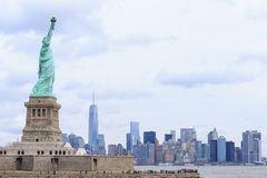 Statue of Liberty. New York, USA. Royalty Free Stock Photos