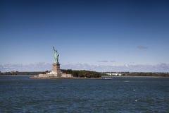 Statue of Liberty, NYC stock image