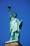 Statue of Liberty, NYC Royalty Free Stock Photos