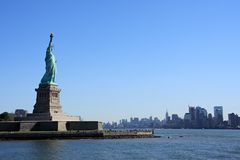 Statue of Liberty - NYC Royalty Free Stock Photo
