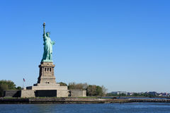 Statue of Liberty - NYC Royalty Free Stock Photos