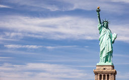 Statue of Liberty, NYC, USA Stock Image