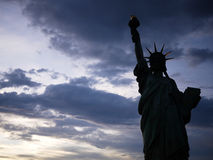 Statue of Liberty at Odaiba, Tokyo Stock Photos