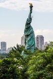 Statue of liberty in Odaiba, Tokyo. Statue of liberty in Odaiba in Tokyo, Japan Stock Photography