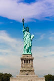 the Statue of Liberty, New York. royalty free stock image
