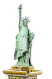 Statue of Liberty paper model Stock Photos