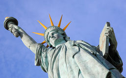 Statue of Liberty in Paris Royalty Free Stock Image