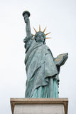 Statue of Liberty, Paris. Royalty Free Stock Photography