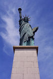 The Statue of Liberty, Paris, France Royalty Free Stock Photography