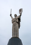 Statue of liberty in the Park of Glory in Kiev Stock Image