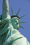 Statue of Liberty Profile Stock Photography