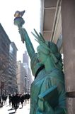 Statue of Liberty replica Royalty Free Stock Photography